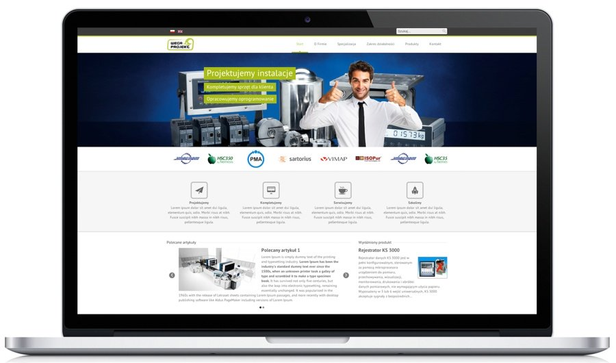 Wega Project - Joomla